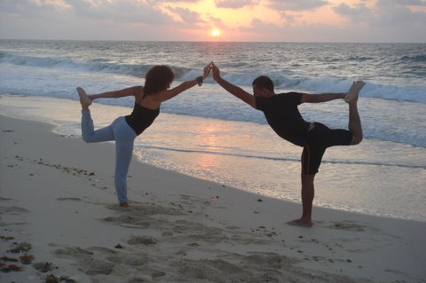 Yoga at the Sea 020