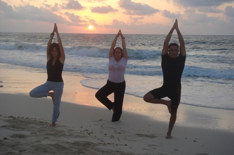 Yoga at the Sea 022