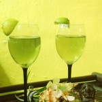 Thai massage drink - detoxified and refresh -