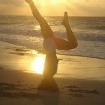 SUNSET YOGA BY THE SEA in COZUMEL MEXICOphoto by: Armando Soriano