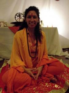 Swamini Ma Shaktiaananda / www.yogacozumel.com